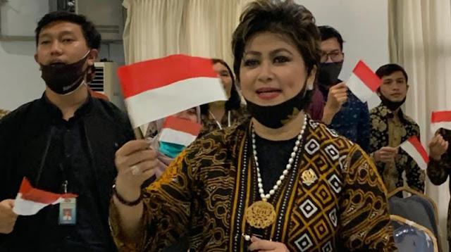 Bertandang ke BPKP Sulut, Ini Yang Dilakukan Senator Maya Rumantir
