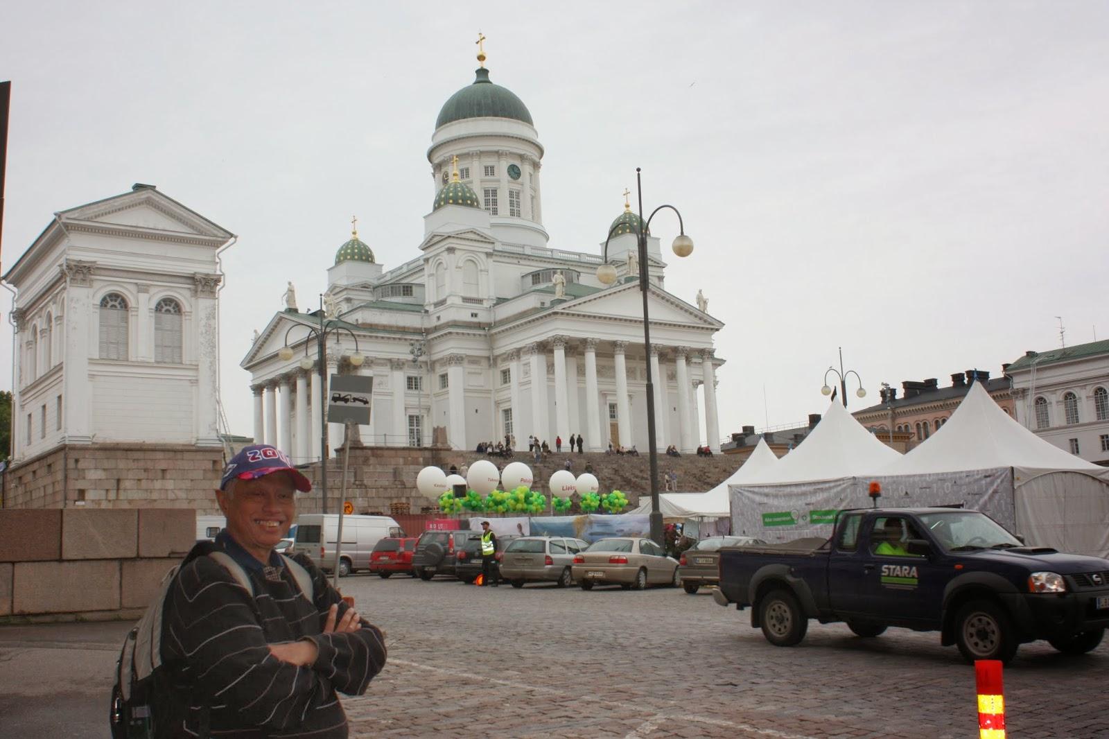 Temu Kangen Dengan Yessy Di Helsinki Tallinn Dedi