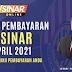 Pembayaran i-Sinar Kategori 1 Seterusnya Bermula Pada April 2021