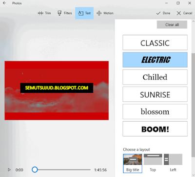Cara Edit Video Menggunakan Aplikasi Foto di Windows 10-5