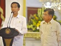 Presiden Jokowi Setuju Angkat Guru Honorer Jadi PNS Tahun Ini