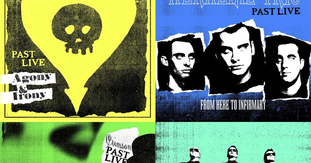 Screaming Fastcore ::: Alkaline Trio - Past Live (All Albums
