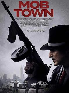 مشاهدة فيلم Mob Town 2019 مترجم
