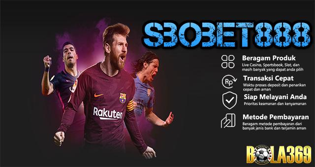 Agen Sbobet888