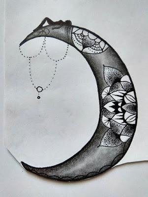 disenio de luna