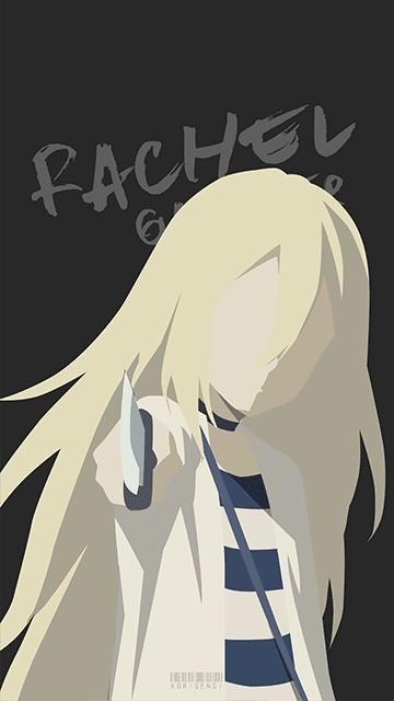 Rachel Gardner - Satsuriku no Tenshi Wallpaper