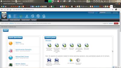 EHCP On Ubuntu Virtual BOX