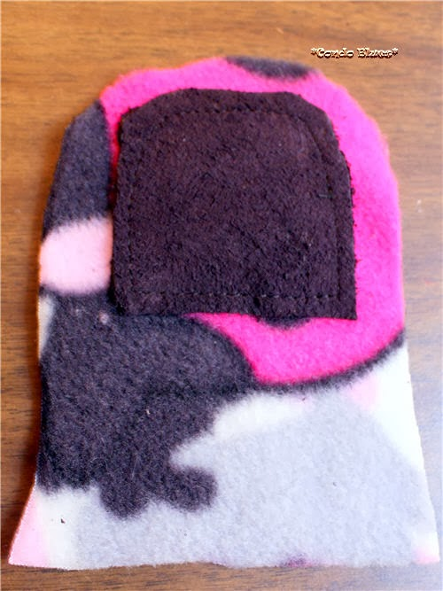 Condo Blues How To Make Dog Boots