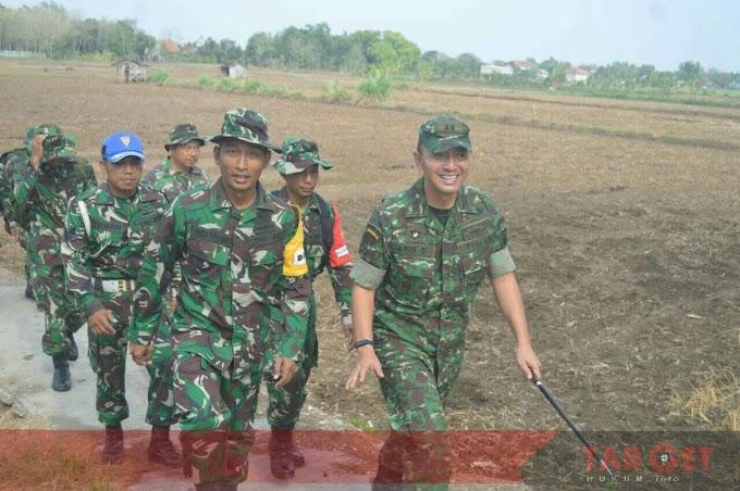 Letkol Arm Arief Darmawan S.Sos : Soliditas Menjaga NKRI di Minggu Militer Sebagai Ketahanan Nasional