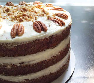 Carrot Cake III Recipe
