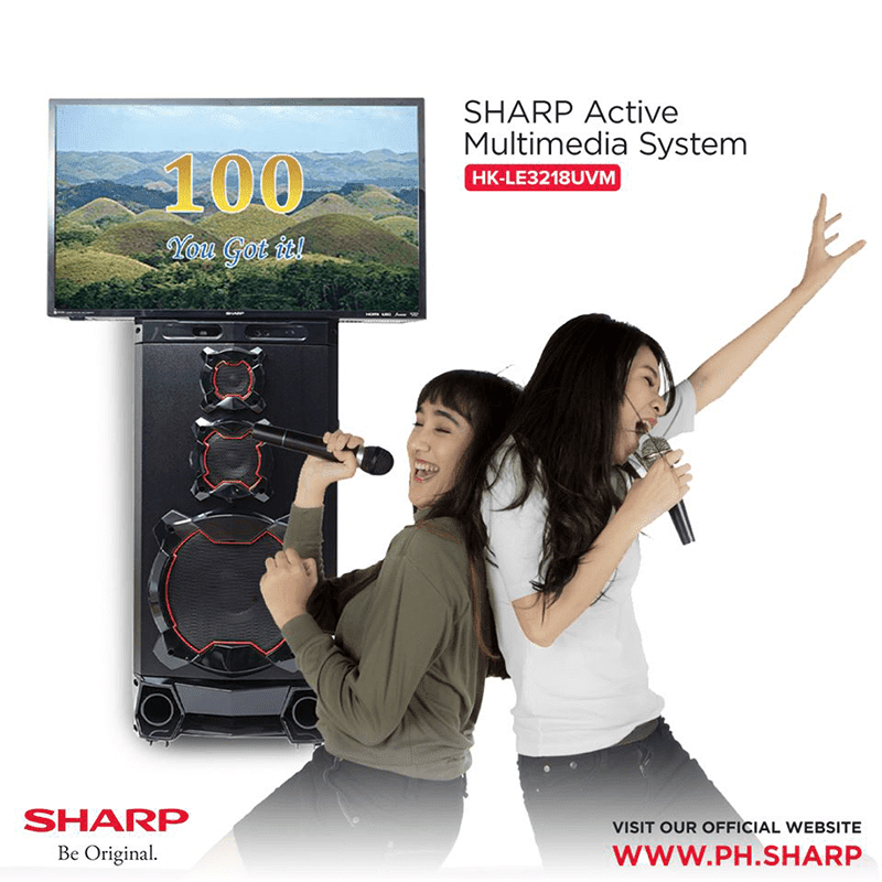 Sharp Active Multimedia System