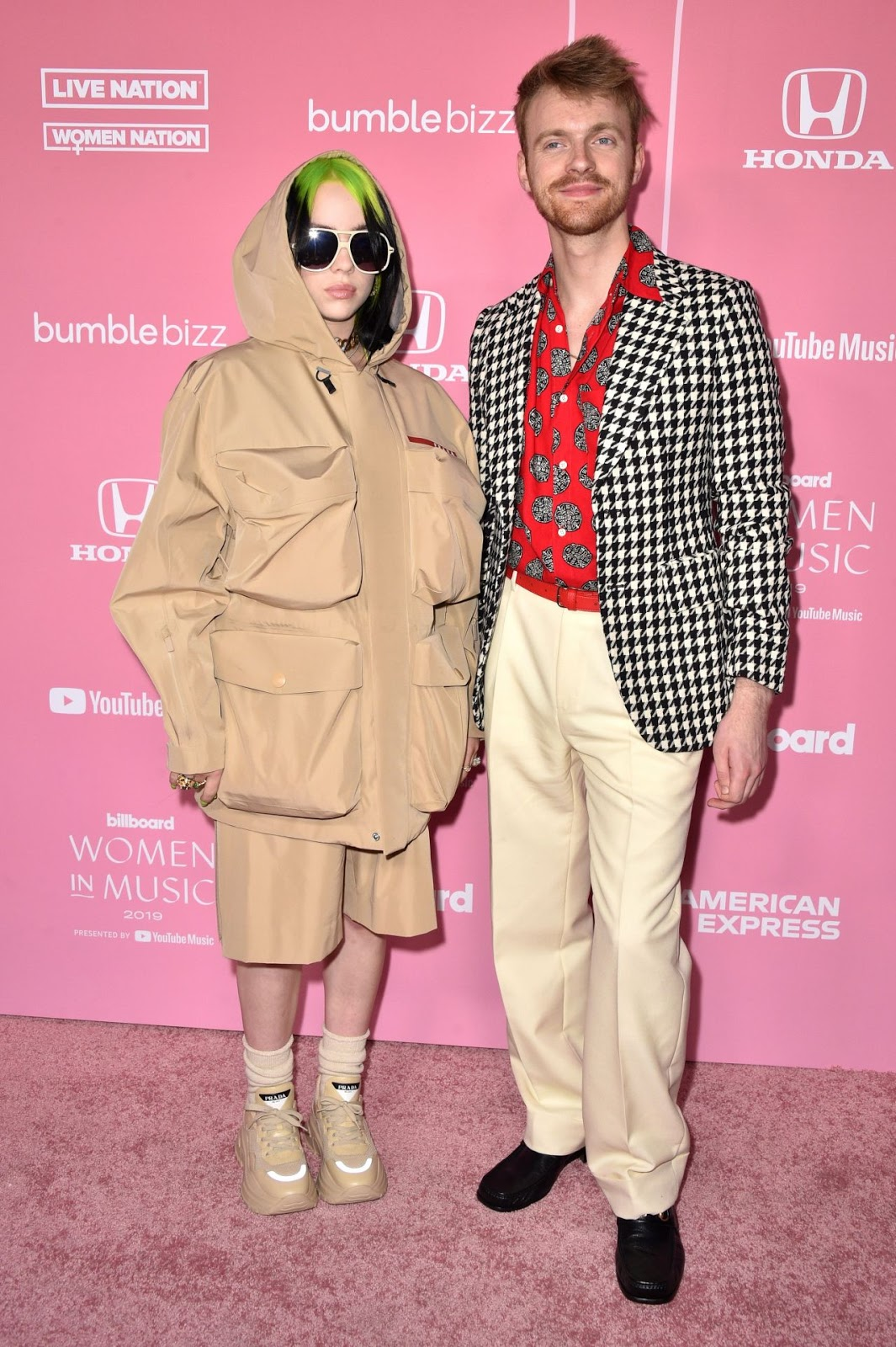 Billie Eilish – Billboard Women in Music 2019 in LA
