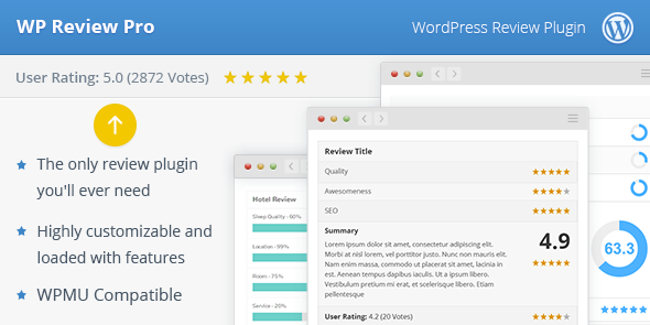 WP Review Pro v3.2.1 - Powerful WordPress Review Plugin