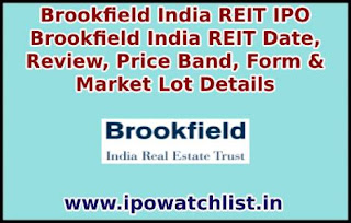 Brookfield India REIT IPO