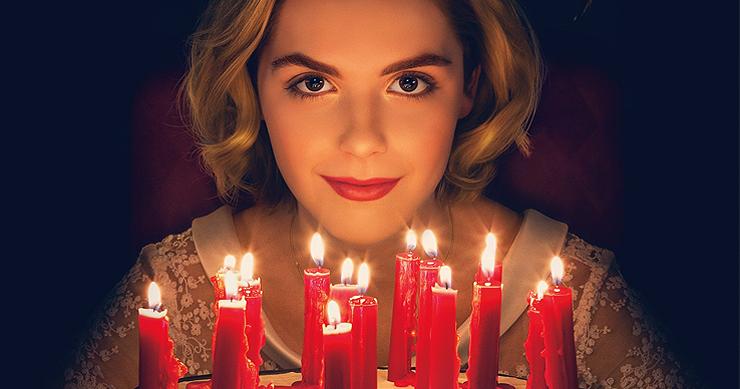 O Mundo Sombrio de Sabrina - A nova série da Netflix