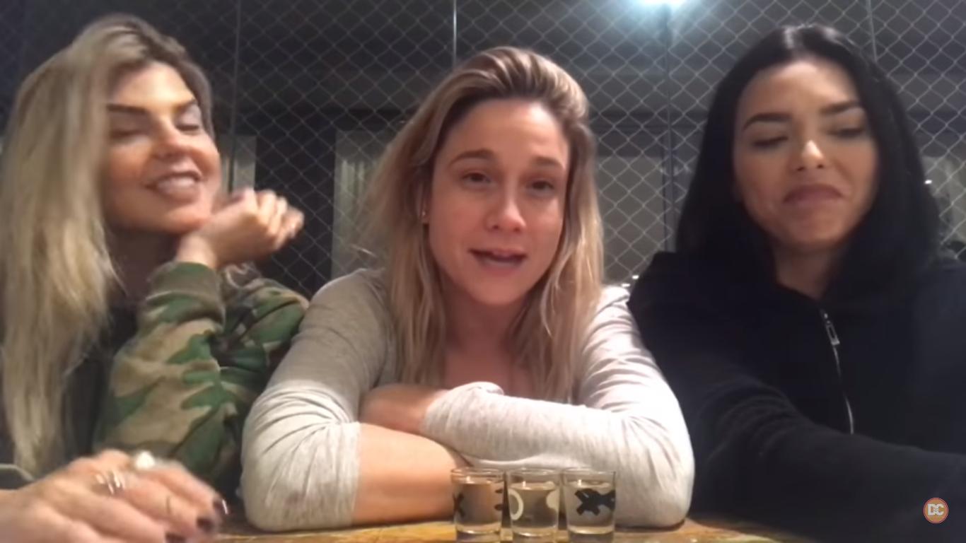 Em vídeo, Fernanda Gentil diz que amadureceu e virou 'sapatão'