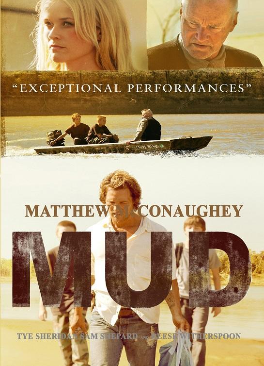 فیلم دوبله : ماد (2012) Mud