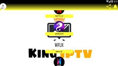 تطبيق King tv تطبيق جديد ورائع لمشاهدة القنوات والافلام والمسلسلات علي هواتف الاندرويد