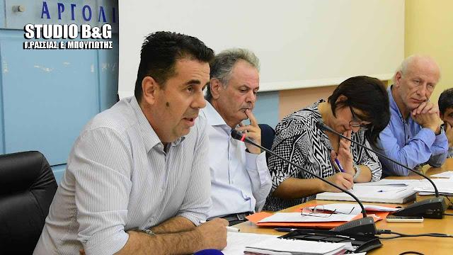 12 εκατομμύρια ευρώ για έργα και παρεμβάσεις και στις τέσσερις δημοτικές ενότητες του Δήμου Ναυπλιέων