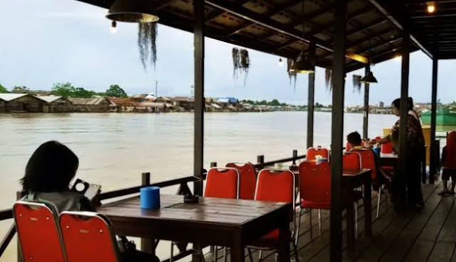 Ekspos Hasil Kajian Kawasan Wisata Dermaga Plamboyan Bawah