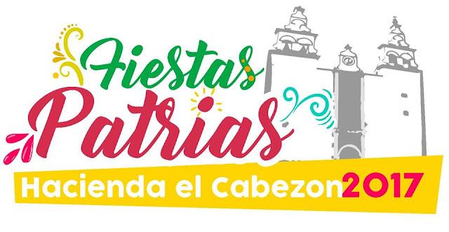 Fiestas Patrias Hacienda El Cabezón 2017