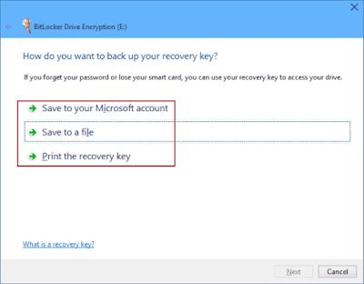 Cara Kunci Drive dengan Kata Sandi di Windows -