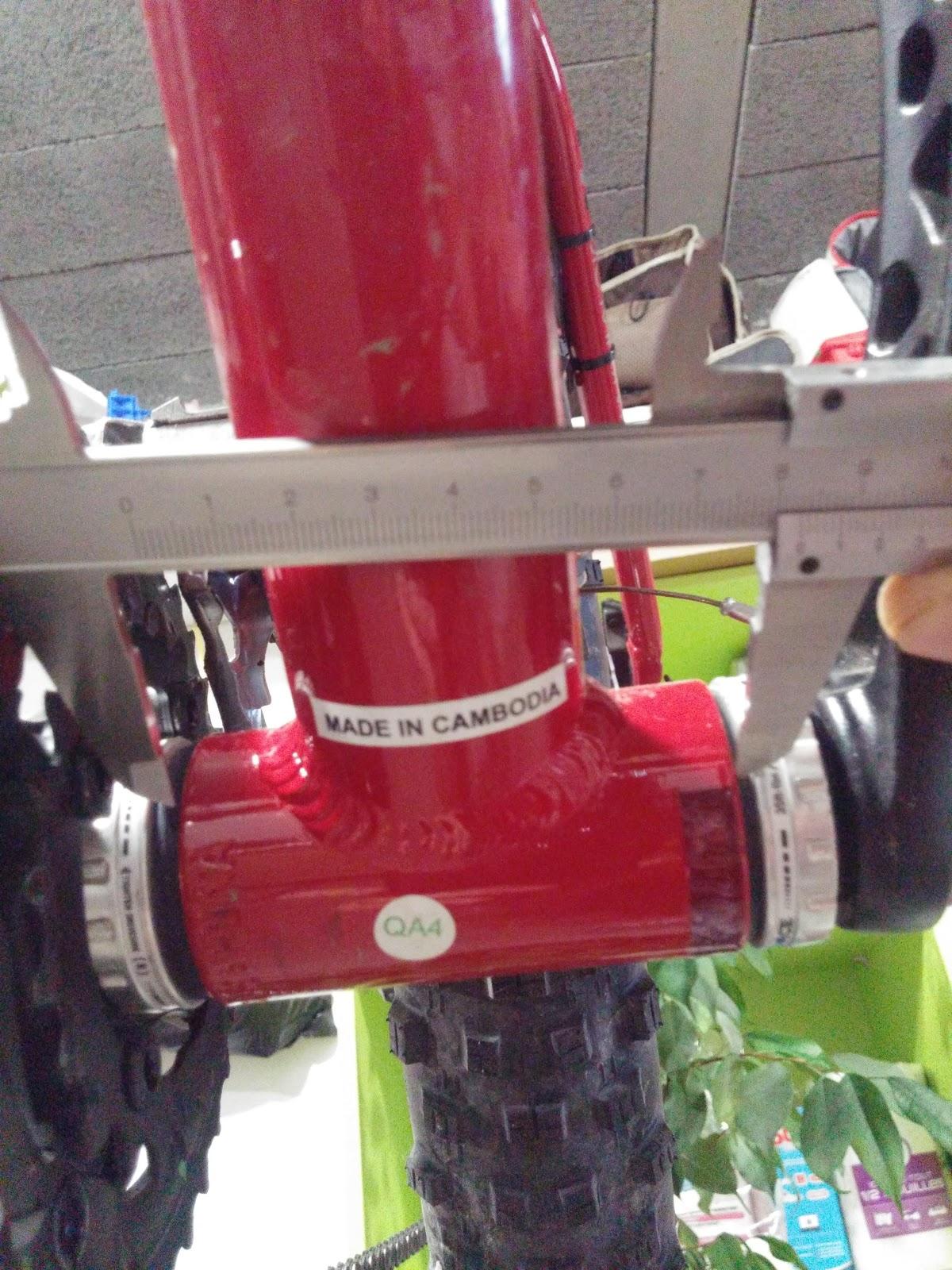 Mon projet de vélo électrique VTT 1000 Watts - Le choix du