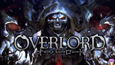 جميع حلقات انمي OverLord مترجم عدة روابط