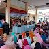 Polsek Sukolilo Pantau Penyaluran Dana PKH di Kecamatan Labang