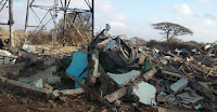 mast - Revenge as KDF blows up mast for Somalia's largest telecom company-Somalia will regret messing with Kenya