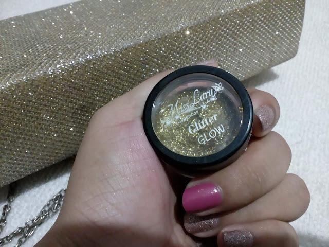 Resenha Glitter Glow Moldado Miss Lary