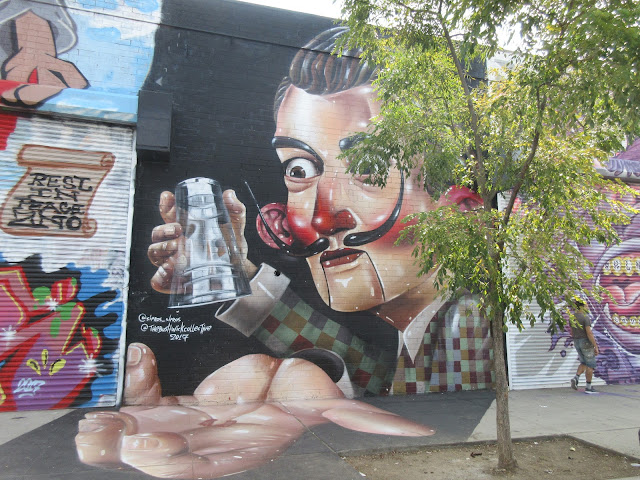 New York, Elisa N Viajes, Travel Blogger, Blog de Viajes, NYC, Nueva York, Bushwick, Brooklyn, Arte callejero, Street Art