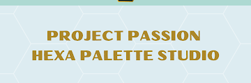 Project Passion Hexa Palette Studio