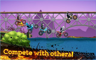 Game Sports Bikes Racing Show App