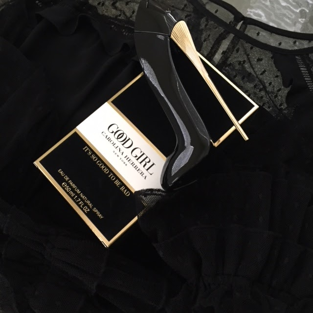 Carolina Herrera Good Girl Perfume Review A Very Sweet Blog