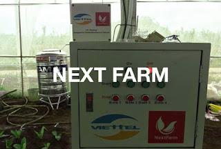 Giải pháp quan trắc môi trường nông nghiệp Nextfarm giúp người trồng truy cập tình trạng sinh trưởng môi trường của cây trồng qua việc lấy dữ liệu chính xác theo thời gian thực của cây trồng