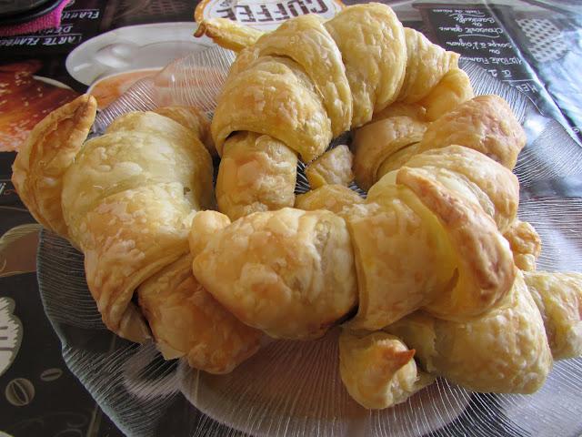 domowe croissanty