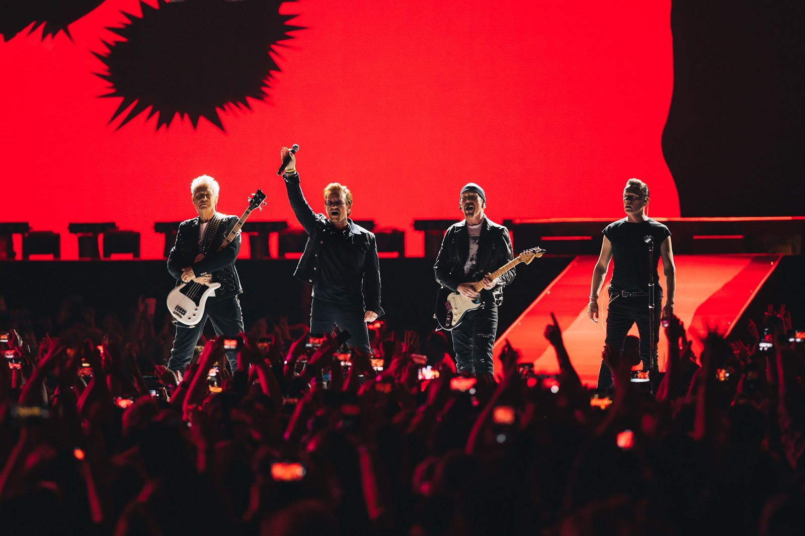 Rock 'n' Roll Truth: U2 eXPERIENCE + iNNOCENCE TOUR 2018