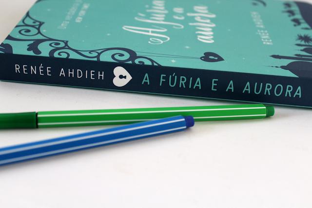 A Fúria e a Aurora - A Fúria e a Aurora #01 - Renée Ahdieh