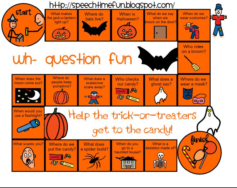 printables games for halloween teens