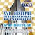 30 nov. a 10 de diciembre. 16º Festival Internacional Gran Hotel Bali en Benidorm