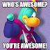 O Club Penguin Deseja a Todos um Feliz Dia Internacional da Espetacularidade!