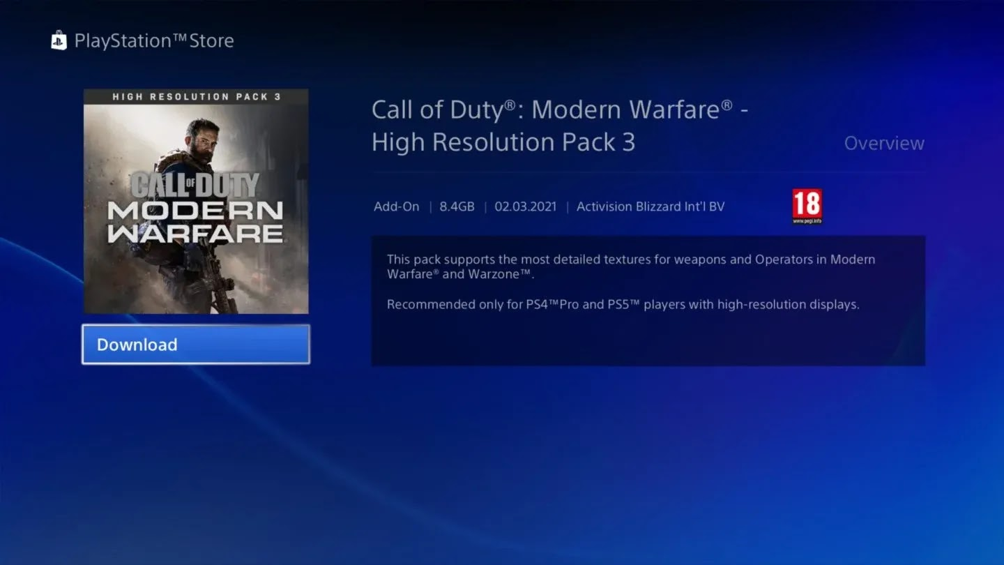 Call of Duty: Warzone HD Pack