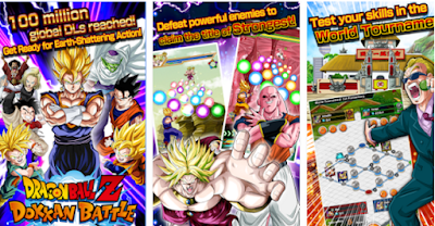 Download DRAGON BALL Z DOKKAN BATTLE (MOD, massive attack)