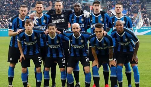 Skuad Pemain Inter Milan Terbaru