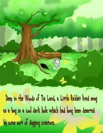 children's paperback book