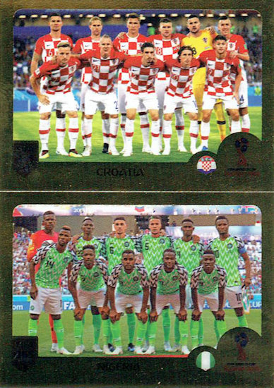 Panini FIFA365 2019 Corinthians Sticker 334 a//b Clayson