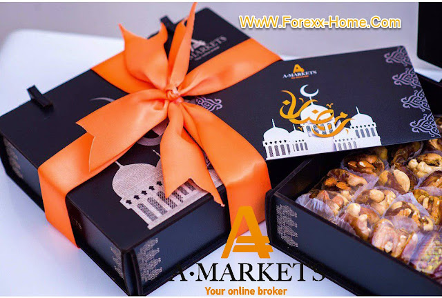 شركة AMarkets تفاجئ أهم عملاءها العرب بمناسبة شهر رمضان المبارك!