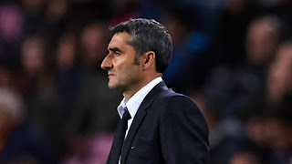 Barcelona director plays down Valverde sacking speculation after Atletico defeat