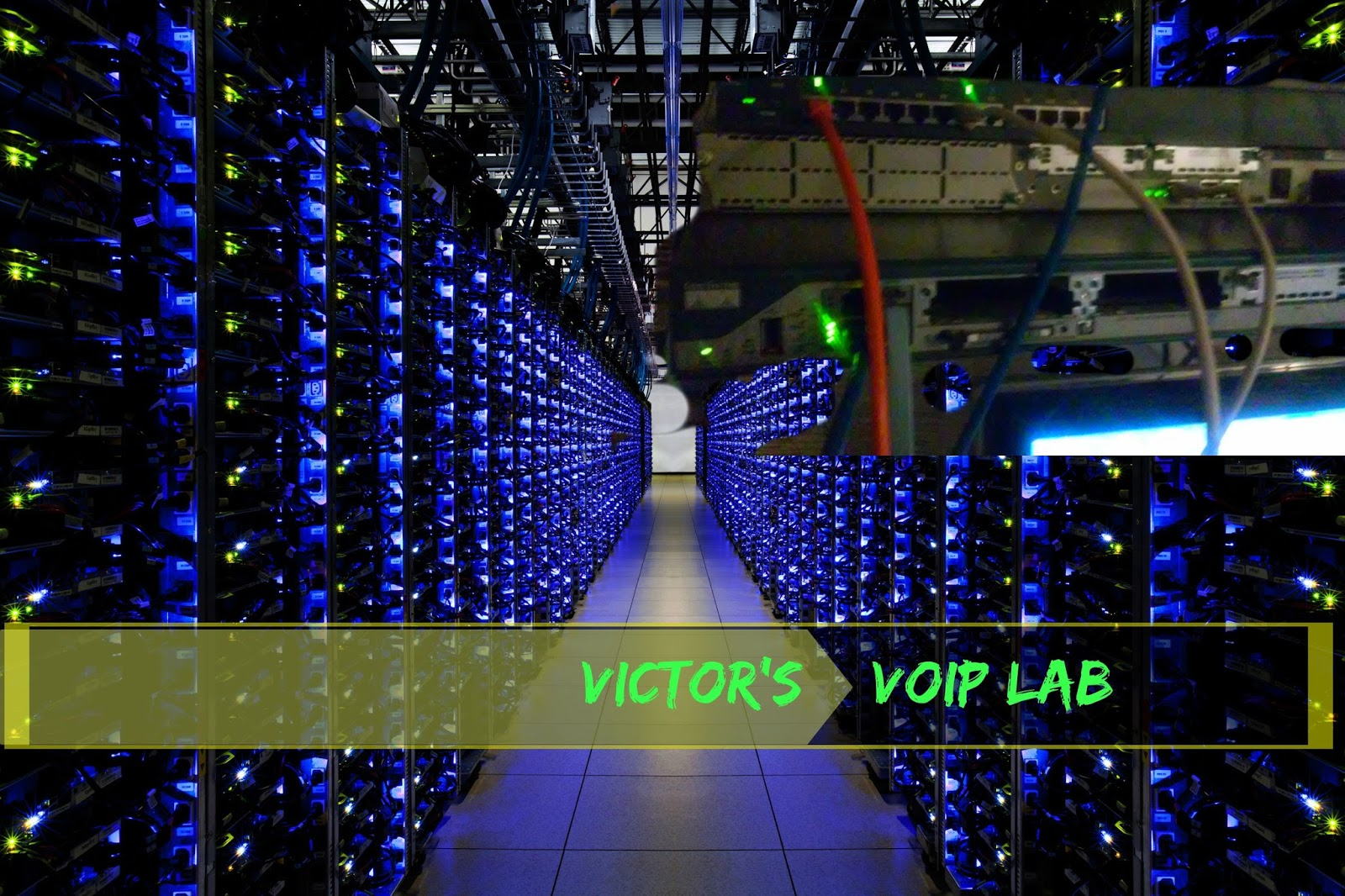 VOIP exercise - CCNA Voice lab